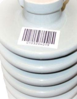 High Temperature Barcode